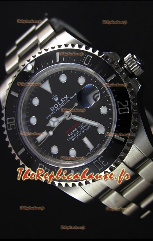 Montre Rolex Sea-Dweller 50h Anniversary REF# 126600 Suisse Répliquée à l'identique 1:1