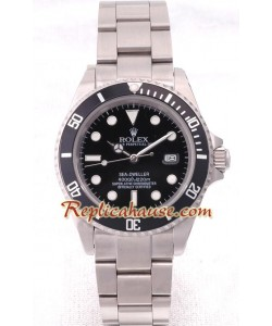 Rolex Replique Sea Dweller-Silver