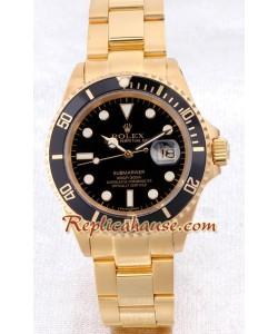 Rolex Replique Submariner-d' or