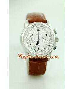 A. Lange & Sohne Suisse 1815 Flyback Chronograph Montre