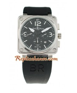 Bell and Ross BR01-94 édition Montre Replique - Mid Sized Montre