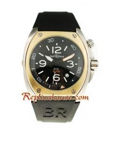 Bell and Ross BR 02 Steel Montre Replique