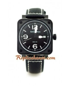 Bell and Ross BR01-92 Limited édition Montre Suisse - MidSized