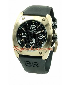 Bell and Ross BR 02 Pink d' or Montre Replique