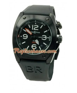 Bell and Ross BR 02 Carbon Montre Replique