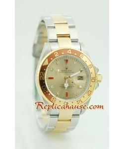 Rolex Replique GMT Two Tone