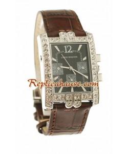 Harry Winston Avenue C Chronograph Suisse Femmes Montre Replique