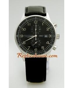 IWC Portuguese Chronograph Montre Replique