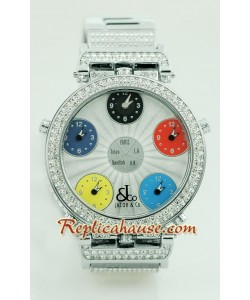 Jacob & Co Double Sided Montre