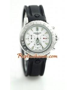 Mont Blanc Sports Chronograph Montre Replique