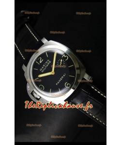 Réplique de montre suisse Panerai Marina Militare PAM217 - Édition miroir Ultimate 1:1