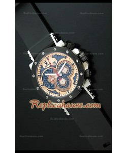 Jacob and Co Epic II Japanese Replica Montre en Or
