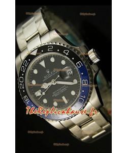 Reproduction Montre Suisse Rolex GMT Masters II - Copie Exacte 1:1