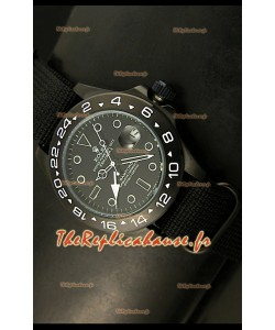 Rolex Explorer II Edition Bamford Stealth Ghost Montre Reproduction