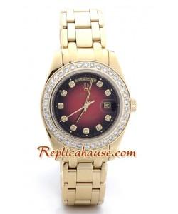 Rolex Replique Day Date d' or