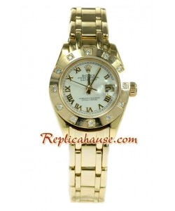 Rolex Replique Suisse Datejust Femmes Montre