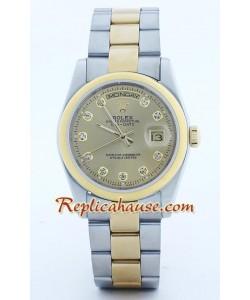 Rolex Replique Day Date Two Tone