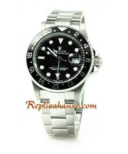 Rolex Replique GMT Montre - Black Bezel 2011 édition
