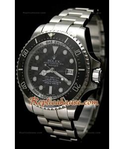 Rolex Sea Dweller Deep Sea Montre Réplique avec Cadran Carbone