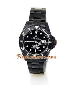 Rolex Replique Submariner - PVD Montre
