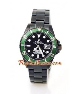 Rolex Replique Submariner - PVD Montre 50th Anniversary