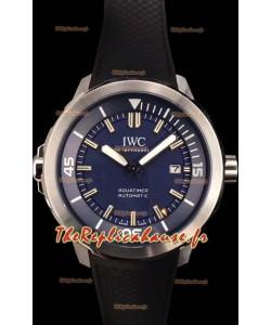 IWC Aquatimer Automatique Expédition Jacques-Yves Costeau montre suisse réplique à miroir 1:1