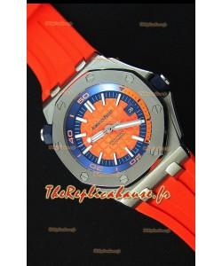 Montre Audemars Piguet Royal Oak Offshore Réplique de plongée japonaise automatique en orange