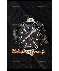 Montre Bell & RossBR03-92 Suisse Acier de plongée Réplique à l'identique 1:1