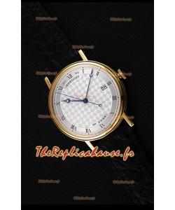 Montre Breguet Classique5177BA/12/9V6 Jaune Or avec index romains