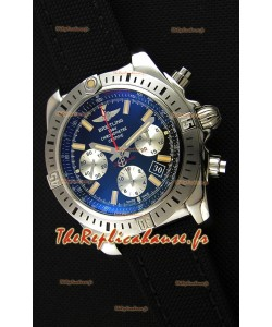 Breitling Chronomat Airborne cadran noir 1:1 Montre Réplique Miroir