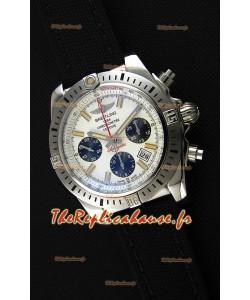 Breitling Chronomat Airborne Cadran Blanc 1:1 Montre Réplique Miroir