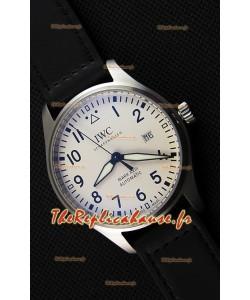 Montre IWC Pilot's MARKXVIII IW327012 Suisse Cadran Noir Réplique à l'identique 1:1 Édition Miroir