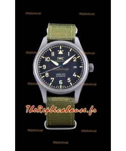 Montre de pilote IWC Automatic Spitfire IW326803 1:1 Mirror Replica Watch