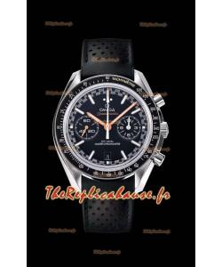 Omega Speedmaster Racing Co-Axial Master Chronograph Réplique de montre suisse Cadran noir