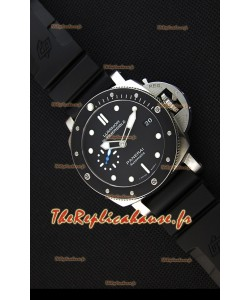 Montre Panerai Luminor SubmersiblePAM1389 Titane Suisse Répliquée à l'identique 1:1