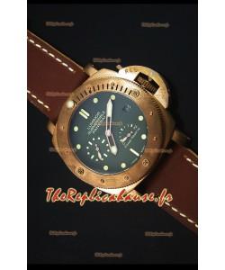 Montre avec Autonomie Bronzo Panerai Luminor Submersible PAM00507