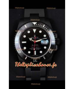 Rolex Submariner BLAKEN SINGLE RED 1:1 Mirror Edition Montre réplique suisse