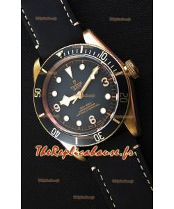 Tudor Black Bay Bronze Divers Suisse  1:1 Montre Réplique Miroir 43MM