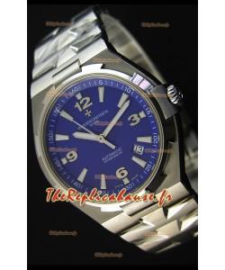 Montre Vacheron Constantin Overseas Cadran Bleu Répliquée