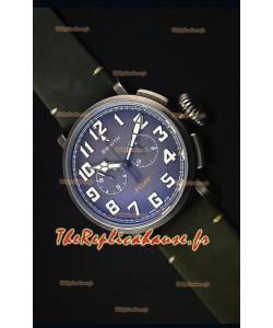 Montre Replica Miroir Suisse 1:1 Zenith Pilot Heritage Edition Ton-Up