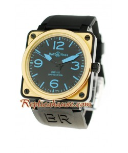 Bell and Ross BR01-92 Limited édition Montre Replique