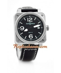 Bell and Ross BR01-92 Limited édition Montre Suisse Replique