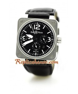 Bell and Ross BR01-94 édition Montre Replique - Mid Sized