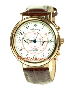 Breguet Classique Chronograph Montre Replique