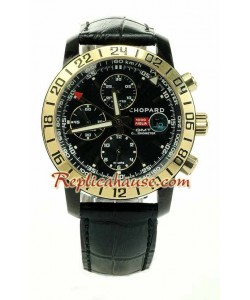 Chopard GMT Speed Black Limited édition Montre