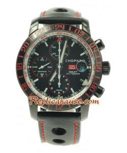 Chopard Mille Miglia GMT Speed Black Limited édition Montre