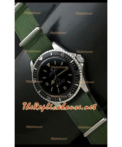 Rolex Oyester Perpetual Military Style Japanese Montre