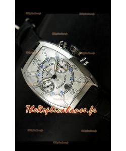 Franck Muller Casablanca Reproduction Montre Chronographe Suisse - MONTRE Reproduction Exacte 1:1
