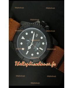 Réplique de montre suisse Édition STEALTH Rolex Submariner