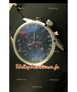 Réplique de montre japonaise Tag Heuer Mikrotimer 1000th - Mouvement Quartz